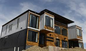 4000 square foot colorado shipping container house photos with