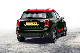 2017 mini countryman first drive review motor trend
