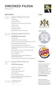 Sample Resume Restaurant by Resume Samples For Restaurant Managers Retirees Cringe Cf