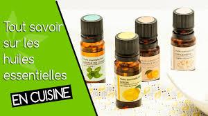 huile cuisine huiles essentielles en cuisine comment cuisiner avec les he