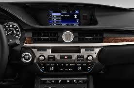 lexus es 300 hybrid cost 2016 lexus es350 radio interior photo automotive com
