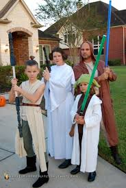 costumes for coolest diy family wars costumes for