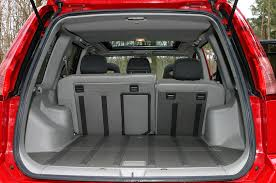 nissan accessories x trail nissan x trail station wagon 2001 2007 features equipment and