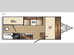 30 Ft Travel Trailer Floor Plans Real Lite Mini Travel Trailer Rv Sales 9 Floorplans
