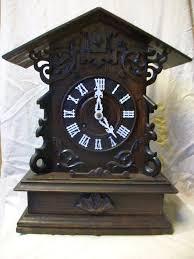 Antique Cuckoo Clock Ticktock Antiques