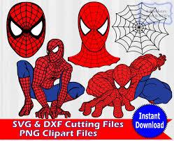 spider man clipart superhero pencil color spider man