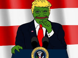 Fact Frog Meme - clinton caign pepe the frog a symbol of white supremacy