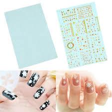 new fashion nail wraps nail art stickers polish nail art decals