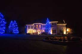 blue c9 led lights decor inspirations