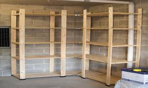 Build Wood Shelves Your Garage by Garage Gym Organization Maximizing The Limited Space