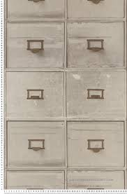 Tapisserie Effet Bois by Papier Peint Casiers Industriels Gri Papier Peint Authentic 1 Et