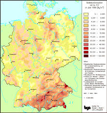 Chernobyl Map Landkartenblog Deutschlandkarten Der Radioaktivität Seit Tschernobyl