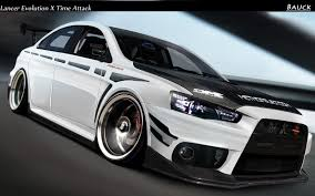 mitsubishi lancer evo modified mitsubishi lancer evo wallpapers wallpaper cave