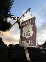 Map Of Route 66 From Chicago To California by Re Imagining Route 66 New Stories For An Old Landscape Kcet