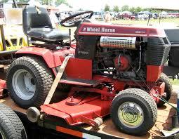 wheel horse tractors tractor u0026 construction plant wiki fandom