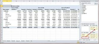 How To Make A Pivot Table In Excel 2010 Pivot Table In Excel Brokeasshome Com