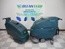 Picture Of Floor Buffer by Buy Refurbished Floor Scrubbers From Cleantech In Arkansas