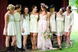 extraordinary bohemian bridesmaid dresses 21 in bridal dresses