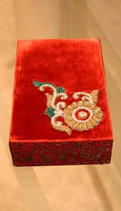 Traditional Indian Wedding Favors Exotic Red U0026 Pink Designer Gift Box Beautiful Designer Gift Boxes