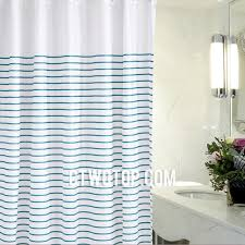Simple Shower Curtains And Teal Striped Simple Modern Clearance Shower Curtains Regarding
