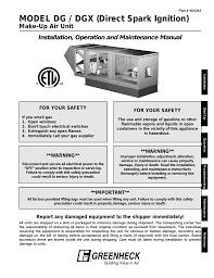 makeup air unit sequence of operation makeup vidalondon