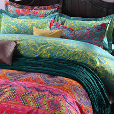 bedroom awesome bohemian duvet covers for excellent decorative  with bohemian quilts queen  bohemian duvet covers  boho comforter set from lamosquitiaorg
