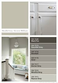 Paint Color Wheel Sherwin Williams Sherwin Williams Mindful Gray Color Spotlight