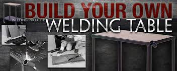 diy portable welding table excellent ideas diy welding table nonsensical metal table