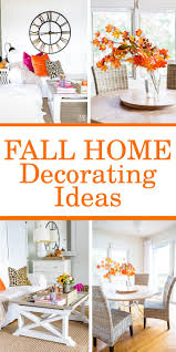 Autumn Inspiration Eclectically Fall Home Tour In My Own Style