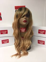 Los Angeles Hair Extensions by Uche Synthetic Wig Nene 24