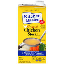 kitchen basics original chicken stock 32 oz walmart com