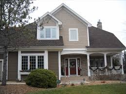 siding colors with brown roof and tan brick google search
