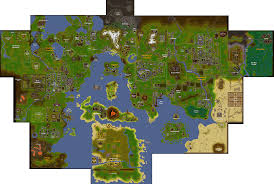 2007 Runescape Map Rs World Map Roundtripticket Me