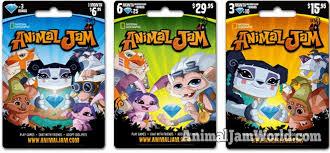 animaljam gift card where to get animal jam gift cards animal jam world