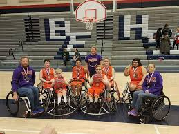 Iowa Traveling Teams images Rolling panthers iowa youth wheelchair team set for nationals jpg