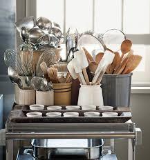 kitchen utensil storage ideas 5 stylish kitchen storage ideas the decorating files