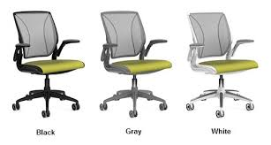 Humanscale Office Chair Humanscale Diffrient World Chair