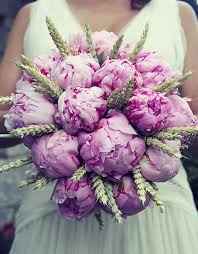Peony Bouquet 15 Peony Bridal Bouquet Inspiration