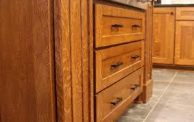 QuarterSawn Oak Custom Kitchen Utica PA Fairfield Custom - White oak kitchen cabinets