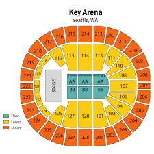 Mohegan Sun Arena Floor Plan Josh Groban August 27 Tickets Seattle Key Arena Josh Groban
