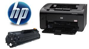 Excepcional Como colocar o toner na impressora HP LaserJet P1120w - YouTube #DO17