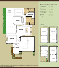 Canterbury Floor Plan by Models Maples At The Sonatas Epcon Communities
