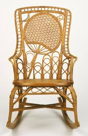Heywood Wakefield Bamboo by Rocking Armchair Made By Heywood Brothers And Company Gardner