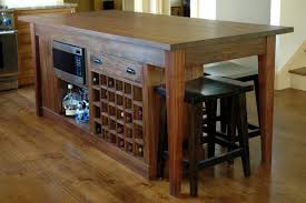 Home Styles Nantucket Kitchen Island Ebony Wood Chestnut Raised Door Reclaimed Kitchen Island