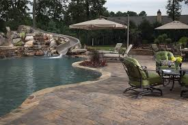 Inground Pool Ideas How To Landscape Around An Inground Pool Install It Direct