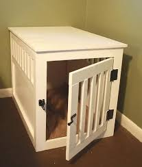 Diy End Table Dog Crate by Best 25 Diy Dog Crate Ideas On Pinterest Dog Crate Dog Crates
