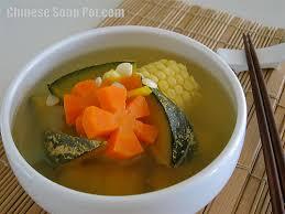 Chinese Root Vegetables - root vegetables chinese soup pot