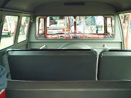 volkswagen kombi interior thesamba com samba feature cars