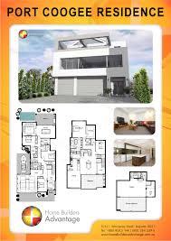 triple storey upside down living home