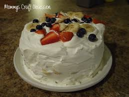 fruit basket cake thrifty nifty mommy